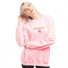Adolescent Clothing GirlSweatPink