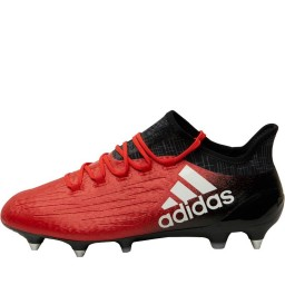 adidas X 16.1 SG Red/White/Black