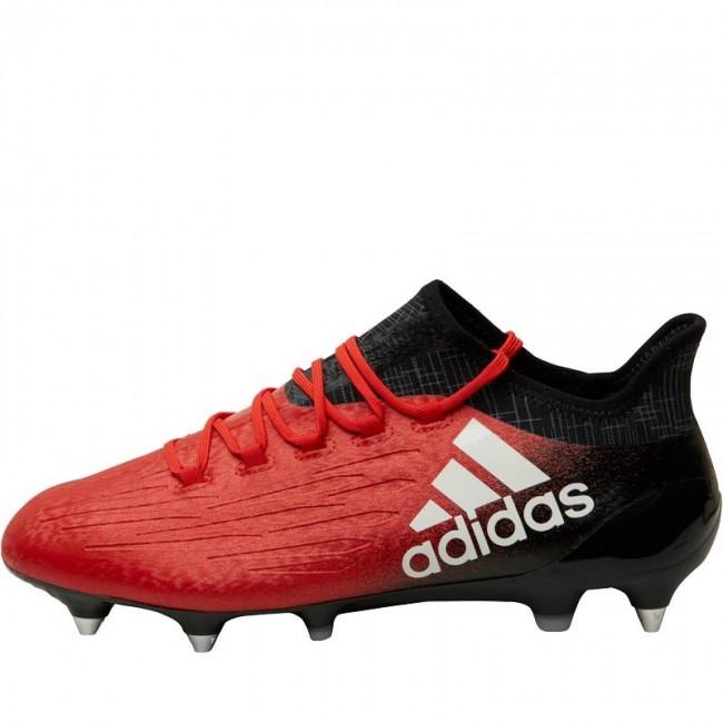 adidas X 16.1 SG Red/White/Black