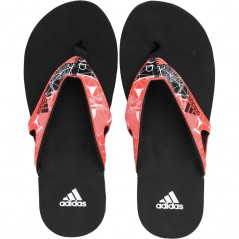 adidas Calo 5 Black/Solar Red