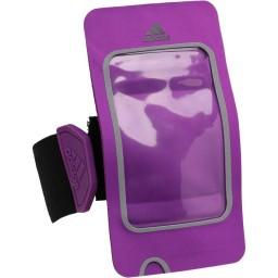 adidas iPhone Arm Pocket Medium Shock Purple/Black/Silver Metallic