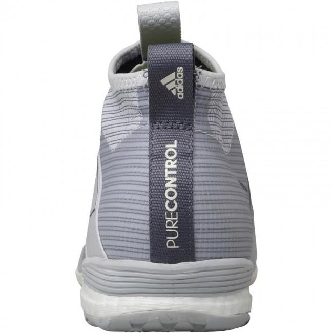 adidas ACE Tango 17+ PureControl IN Clear Grey/Clear Grey/Onix