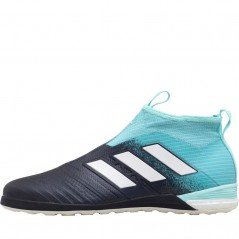 adidas ACE Tango 17 Pure Control IN Energy Aqua/ White/Legend Ink