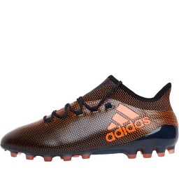 adidas X 17.1 AG Black/Solar Red/Solar Orange