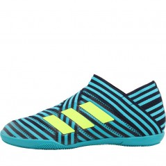 adidas Junior Nemeziz Tango 17+ 360 Agility IN Legend Ink/Solar Yellow/Energy Blue