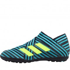 adidas Junior Nemeziz Tango 17+ TF Legend Ink/Solar Yellow/Energy Blue