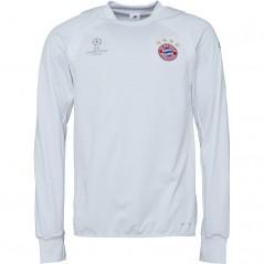adidas FC Bayern Munich UCL White/Collegiate Burgundy