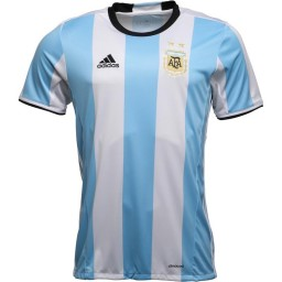 adidas AFA Argentina Home Clear Blue/White/Black