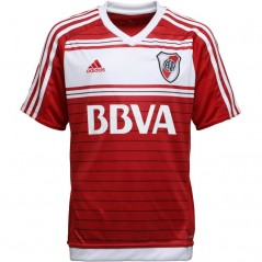 adidas Junior CARP River Plate Away Power Red/White