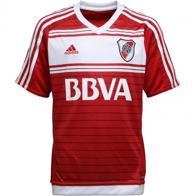 adidas Junior CARP River Plate Away Power Red/White