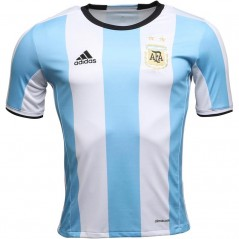 adidas Junior AFA Argentina Home Clear Blue/White/Black