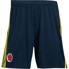 adidas FCF Colombia Home Collegiate Navy/Bright Yellow