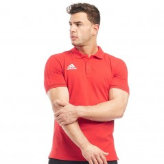 adidas Tiro 17 Polo Red/White