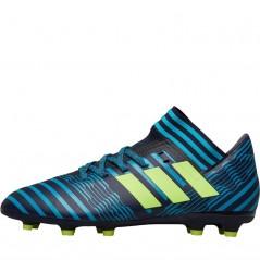 adidas Junior Nemeziz 17.3 FG Legend Ink/Solar Yellow/Energy Blue