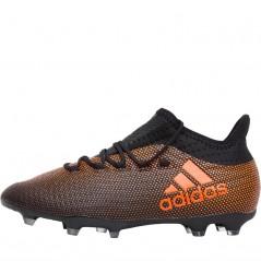 adidas Junior X 17.1 FG Black/Solar Red/Solar Orange