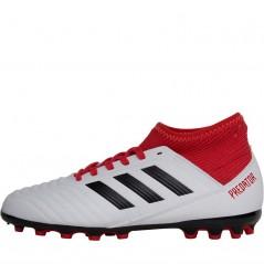adidas Kids Predator 18.3 AG  White/Black/Real Coral