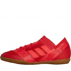 adidas Junior Nemeziz Tango 17.3 IN Real Coral/Red Zest/Red Zest