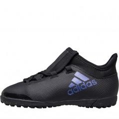 adidas Junior X Tango 17.3 TF Astro Black/Black/Black