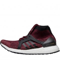 adidas UltraBOOST X All Terrain Mystery Ruby/Black/Trace Pink