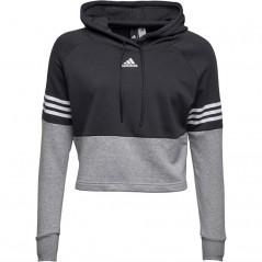 adidas Sport ID Hoodie Grey/Carbon