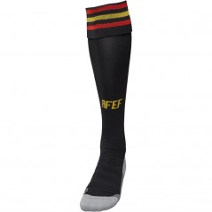 adidas FEF Spain Home Black/Gold/Red