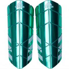 adidas Ghost Pro Shin Guards Hi-Res Green/Unity Ink