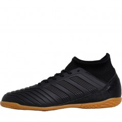 adidas Junior Predator Tango 18.3 IN Black/Black/Real Coral