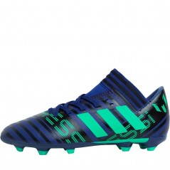 adidas Junior Nemeziz Messi 17.3 FG Unity Ink/Hi-Res Green/Black