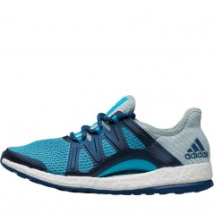 adidas PureBOOST Xpose Natural Tactile Green/Energy Blue/Blue Night