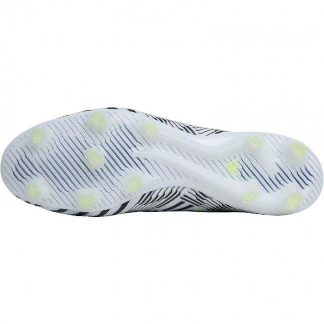 adidas Nemeziz 17.1 FG  White/Solar Yellow/Black