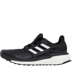 adidas Energy Boost Black/ White/ White
