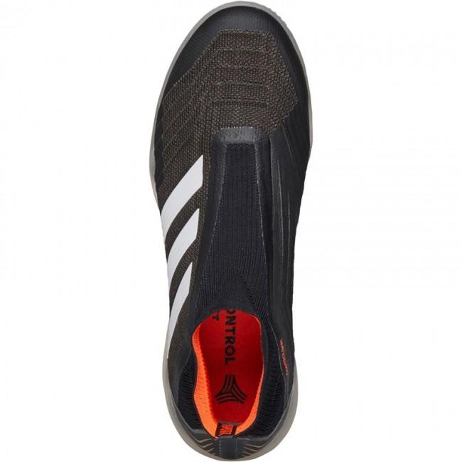 adidas Predator Tango 18 Plus IN Schwarz/ White/Solar Red