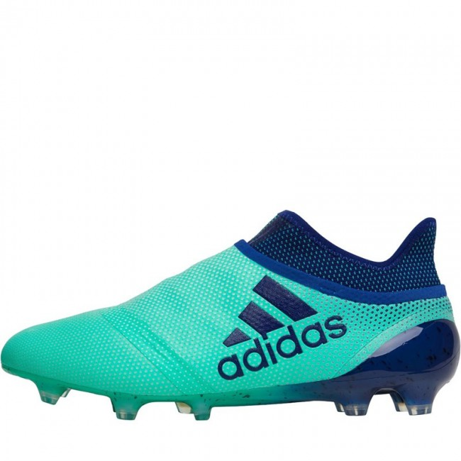 adidas X 17+ Purespeed FG Aero Green/Unity Ink/Hi-Res Green