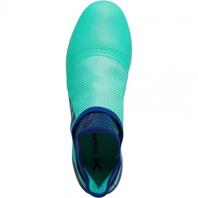 adidas X 17+ Purespeed FG Aero Green/Unity Ink/Hi-Res Green