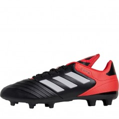adidas Copa 18.3 FG Black/ White/Real Coral