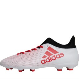 adidas X 17.3 FG  White/Real Coral/Black