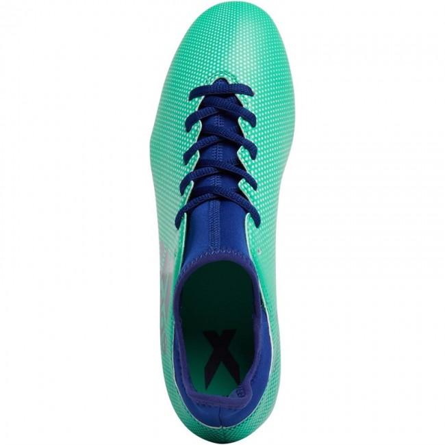 adidas X 17.3 FG Aero Green/Unity Ink/Hi-Res Green