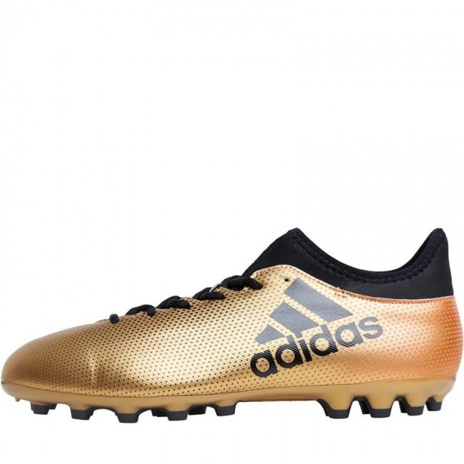 adidas X 17.3 AG Tactile Gold Metallic/Black/Solar Red
