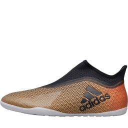 adidas X Tango 17 Plus Purespeed IN Tactile Gold Metallic/Schwarz/Solar Red