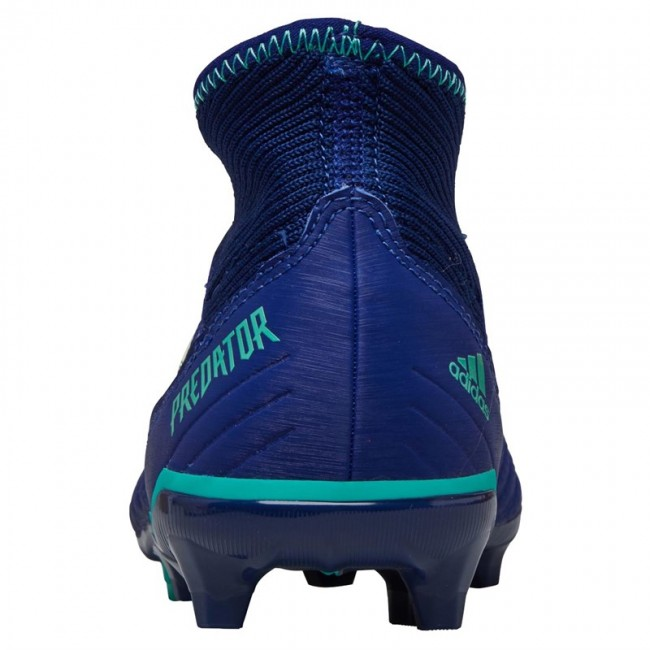 adidas Predator 18.3 FG Unity Ink/Aero Green/Hi-Res Green