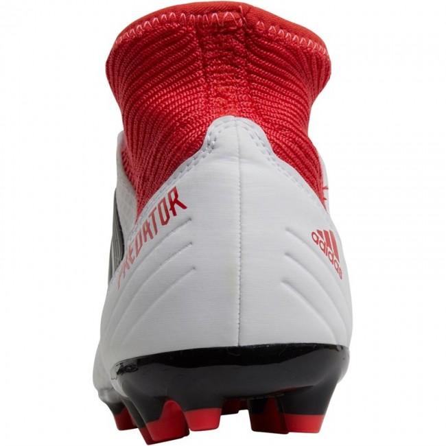 adidas Predator 18.3 AG  White/Black/Real Coral
