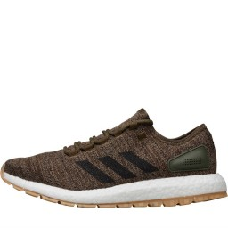 adidas PureBOOST All Terrain Natural Steel/Black/Trace Olive