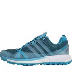 adidas TERREX Agravic GTX GORE-TEX Trail Vapour Blue/Clear Aqua/ White