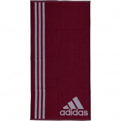 adidas Towel Mystery Ruby/White