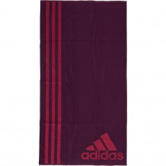 adidas Large Towel Red Night/Mystery Ruby