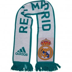 adidas RMCF Real Madrid White/Vivid Teal
