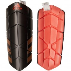 adidas Ghost Pro Shin Guards Black/Solar Red