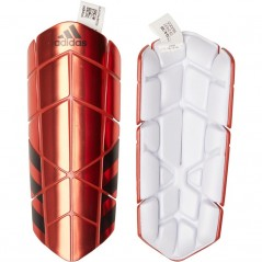 adidas Ghost Pro Shin Guards Real Coral/White