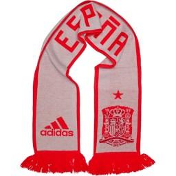 adidas FEF Spain Away Halo Blue/Bright Red