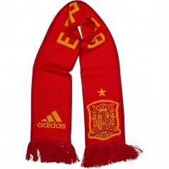 adidas FEF Spain Home Red/Power Red/Gold